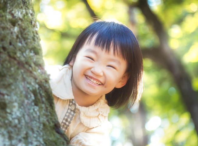 子供たちがのびのびと成長する環境づくり