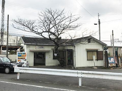 近鉄「川合高岡」駅